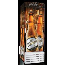 Cervejeira/Expositor Vertical 1 Porta 561L - Esmaltec