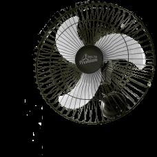 Ventilador de Parede 60cm Preto - Ventidelta